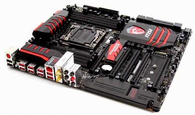 Gambar dan Harga Motherboard Intel LGA 2011v3