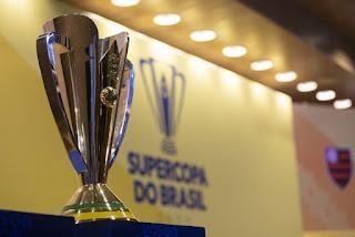 Flamengo e Athletico faz a decisão da Supercopa do Brasil 2020