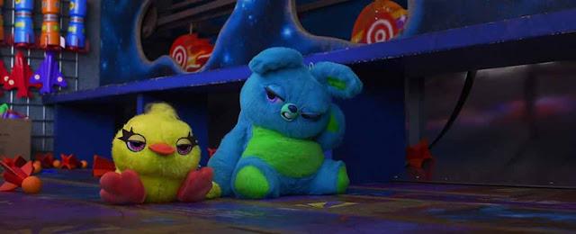 لوريل وهاردي toy story 4 شخصيات حكاية اللعبة الرابعة