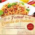 Noite de Comidas Italiana no Ribeirada Restaurante - Rua Paraiba nº 112 - Barreirinhas