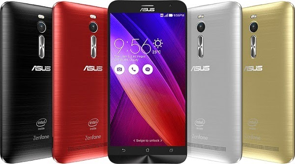 Hp Android Ram 4GB Asus Zenfone 2 ZE551ML