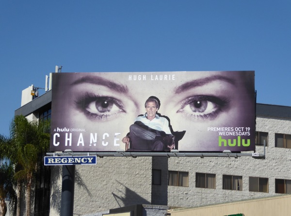 Chance Hulu TV series billboard