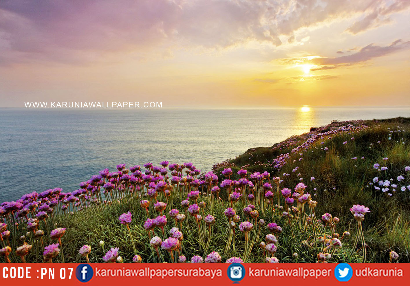jual wallpaper foto pemandangan alam