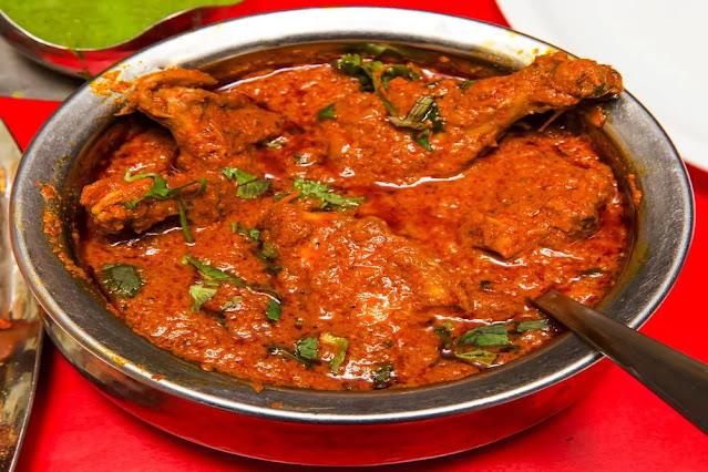 Chicken Changezi Recipe in Hindi