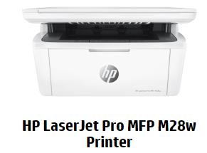 HP LaserJet Pro MFP M28w Printer Driver Downloads - Drivers & Software Download