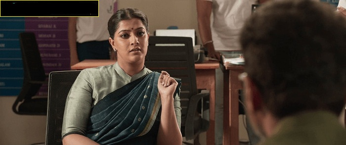 Sarkar (2018) Hindi Dubbed Movie Message