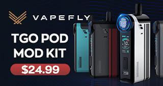 Vapefly TGO Pod Mod Kit