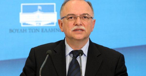 Δημοκράτης Παπαδημούλης: «Tο δημοψήφισμα είχε συμβουλευτικό χαρακτήρα»!