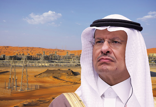 The #Saudi Prince of Oil Prices Vows to Drill 'Every Last Molecule' - Bloomberg