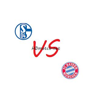 مباراة بايرن ميونخ وشالكه بث مباشر مشاهدة اون لاين اليوم 25-1-2020 بث مباشر الدوري الالماني bayern munich vs schalke 04