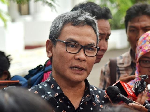 Johan Budi: Surat Pembatalan Reklamasi Pulau G Belum Sampai ke Meja Presiden