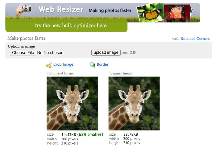 Webresizer