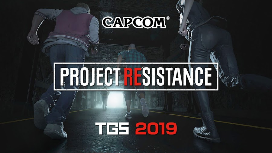 resident evil project resistance gameplay overview trailer tgs 2019 pc ps4 xb1 capcom