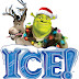 Gaylord National's ICE! featuring DreamWorks Shrek the Halls