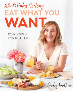 Review of Eat What You Want by Gaby Dalkin