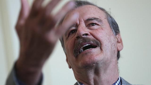 """Expresidente mexicano a Trump: """"Si no estás contento con tu trabajo, vete"""""""