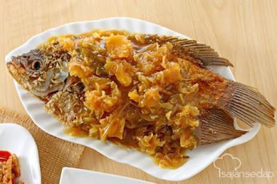 Resep Gurame Goreng Ala Restoran