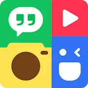 تطبيق PhotoGrid