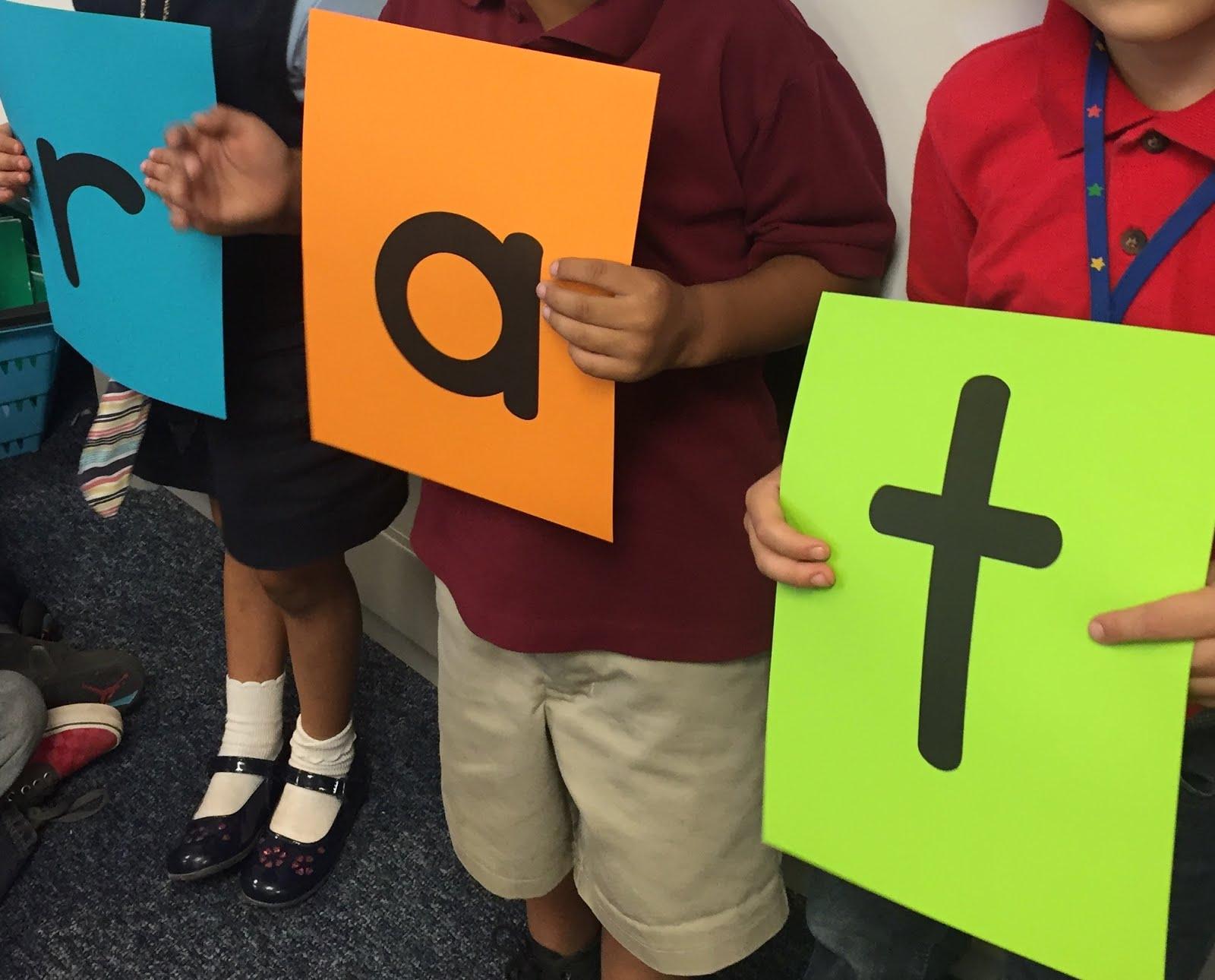 Ms Moran S Kindergarten Cvc Words