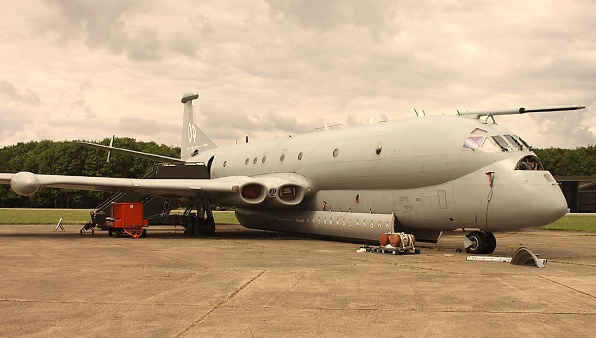 British Aerospace Nimrod