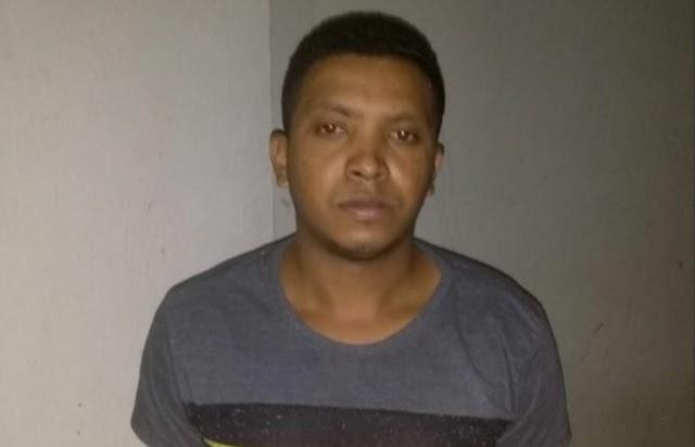 Acusado de homicídio no Piauí é preso em Mato Grosso do Sul
