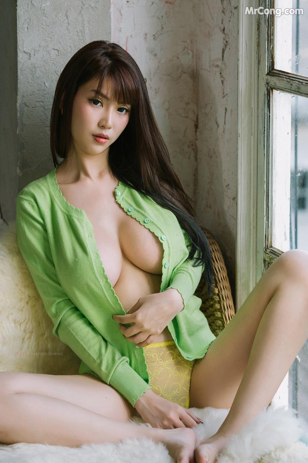 Thai Model No.351: Người mẫu Alisa Rattanachawangkul (72
