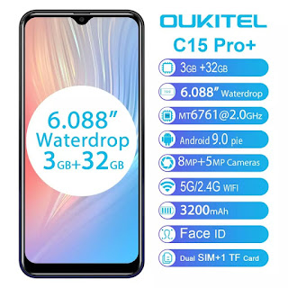 Oukitel c15 pro plus reviews