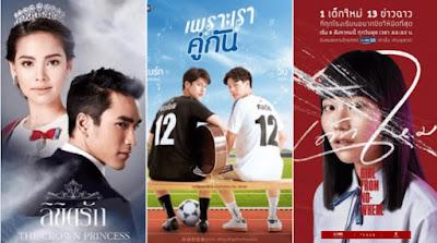 Cara Nonton Film Thailand Sub Indo di Telegram