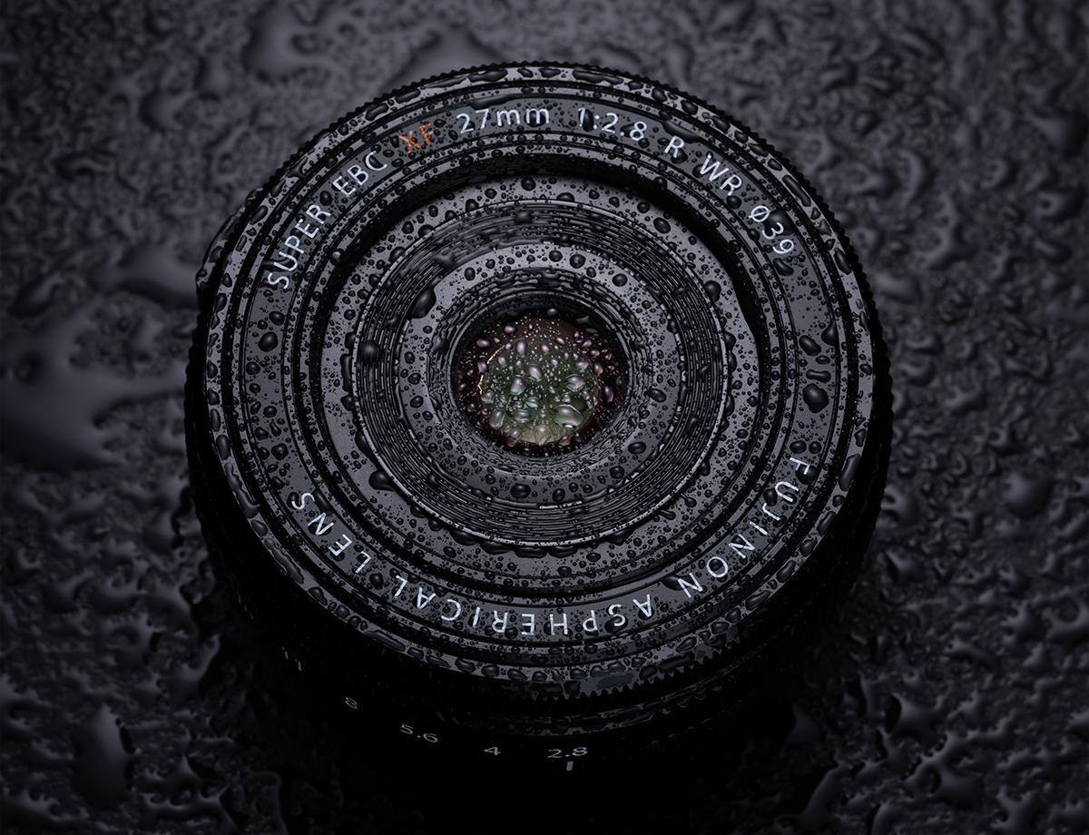 Объектив Fujinon XF 27mm f/2.8 II