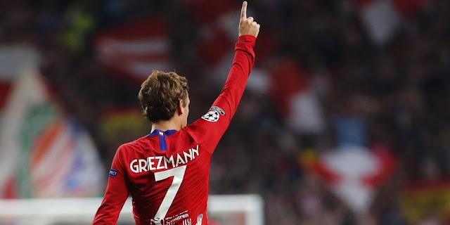 Bintang Atletico Madrid Antonio Griezmann Sudah Sangat Lama Memimpikan Ballon d'or
