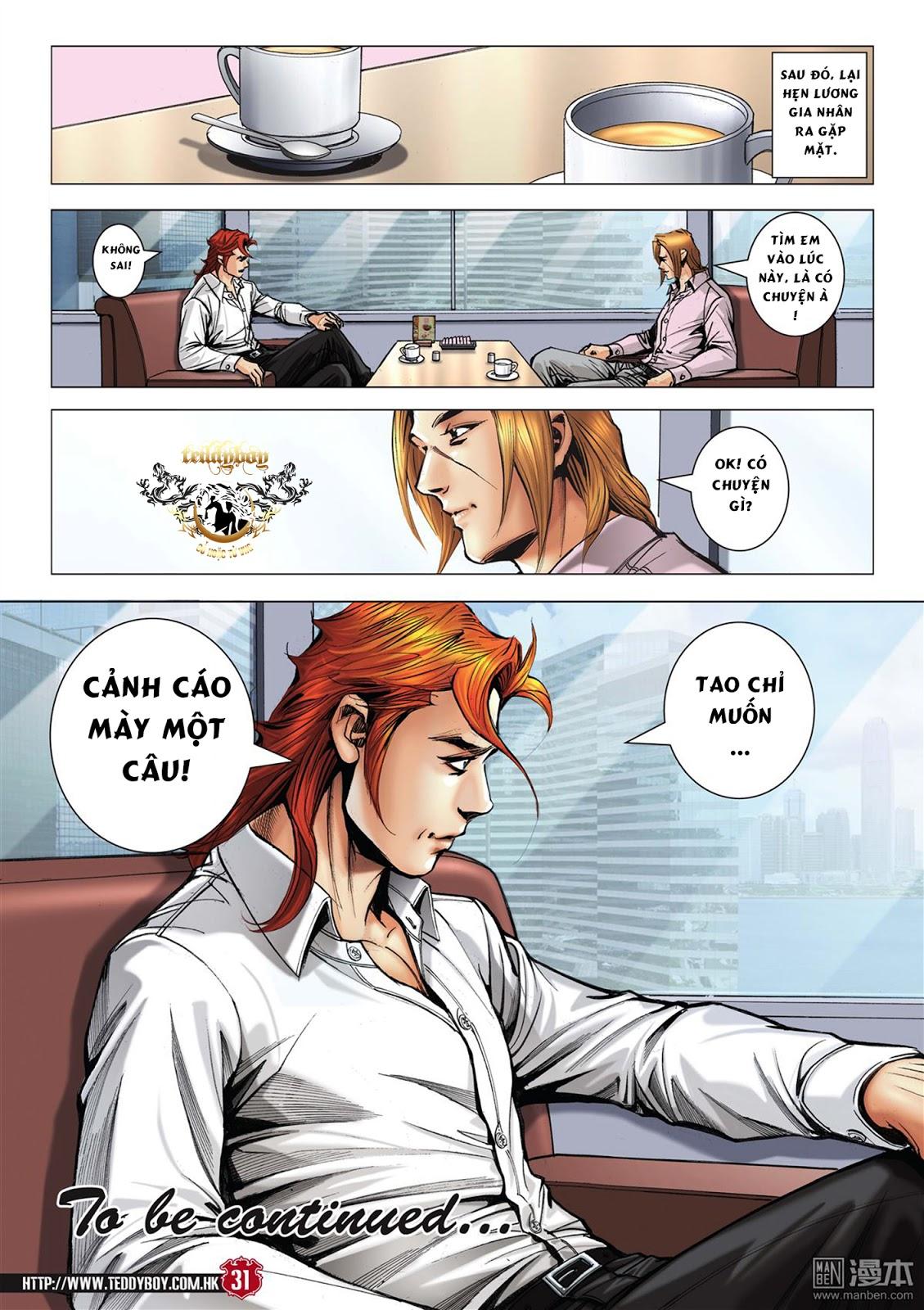 Người Trong Giang Hồ RAW Chương 2007 - NhoTruyen.Net
