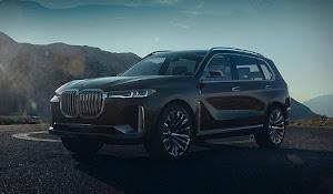 BMW'nin Yeni SUV Aracı X7 iPerformance Karşınızda