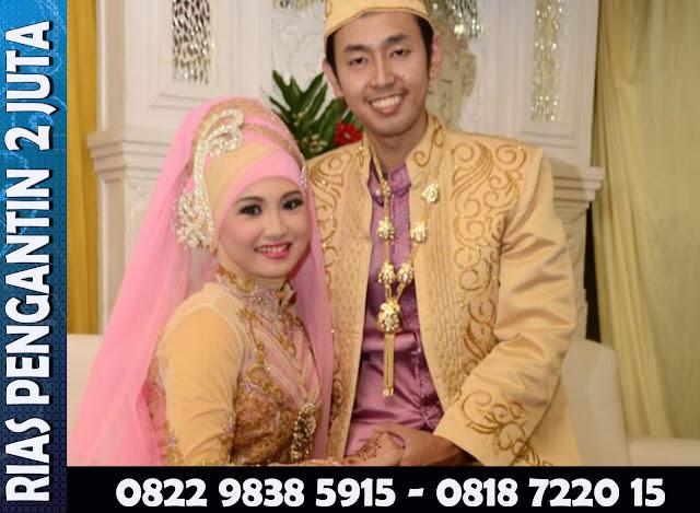 Gambar Rias Pengantin Muslim 2 Juta Jakarta Depok