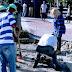 Alcaldesa de San Juan realiza reparación de bacheo en distintas calles de la ciudad