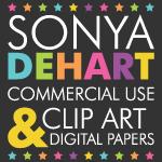 Sonya deHart Designs Logo