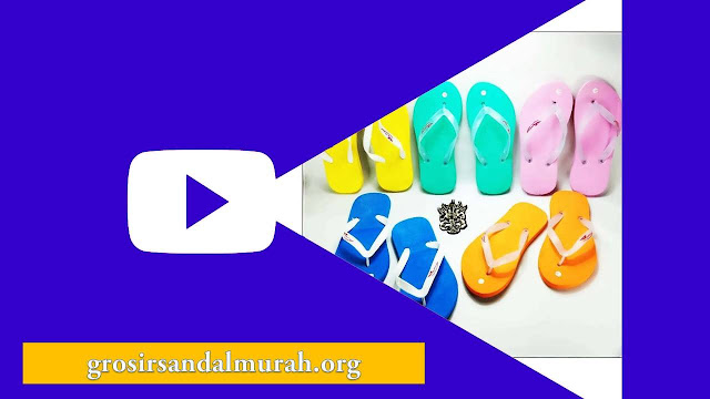 Grosirsandalmurah.org - Sandal Pria - AB Polos Warna Pria