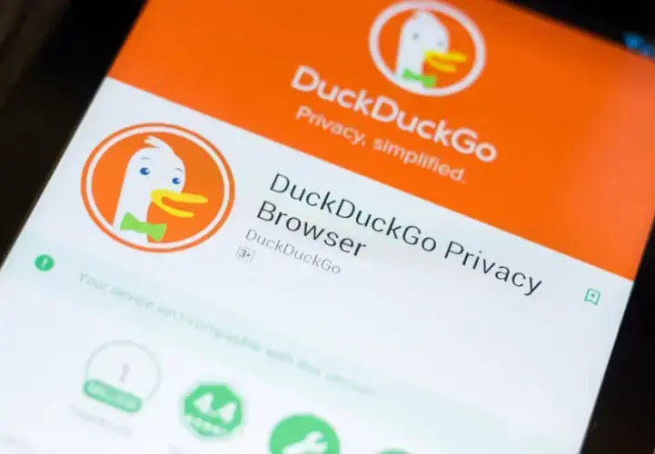 DuckDuckGo Private Browser