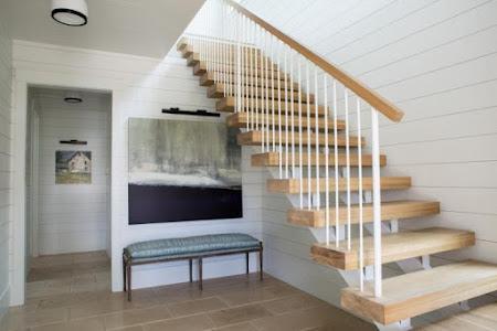 35 Desain Railing Tangga, Inspirasi Cantik Rumah Idaman
