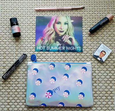 Review: Ipsy Glam Bag July 2016
