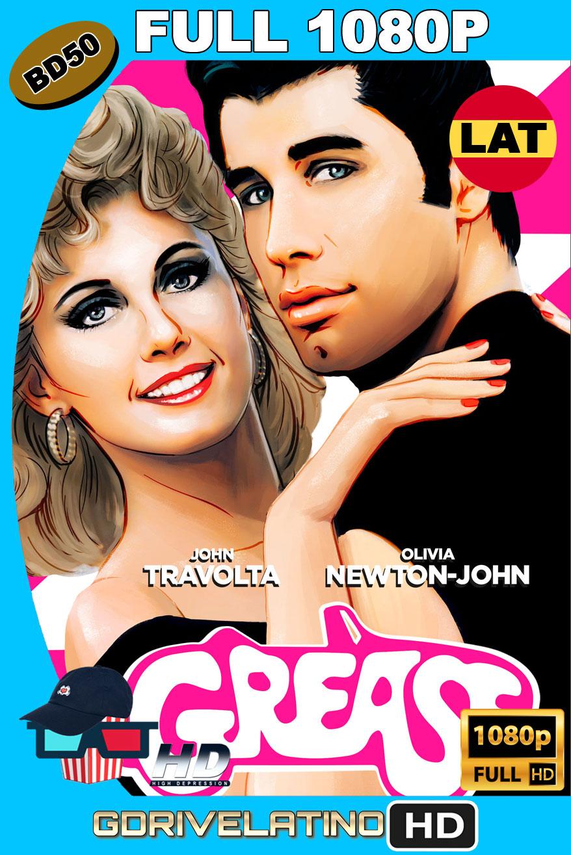 Grease (1978) BD50 1080p Latino-Ingles ISO