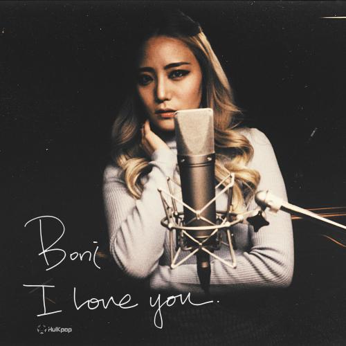 [Single] Boni – I Love You