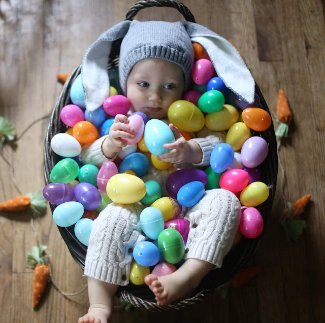 Easter pictures of babies