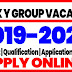 IAF 2019-20 X Y Group Vacancy – Indian Air Force X Y Group 2019-20Airman Job Notification