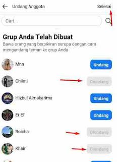 Cara membuat Grup di FB