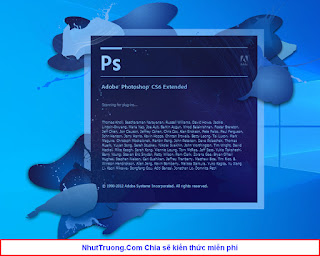 Key kích hoạt bản quyền Adobe Photoshop CS6 miễn phí