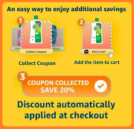 Amazon Discount Coupons For Countless Products.