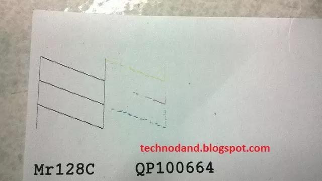 Mengatasi Hasil Print Printer EPSON Bergaris [C90, T11, T13, L100, 1390, L110, L210, L300, L310, dll ]