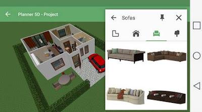 Download Aplikasi Desain Rumah 3D Android Terbaik dan Bagus