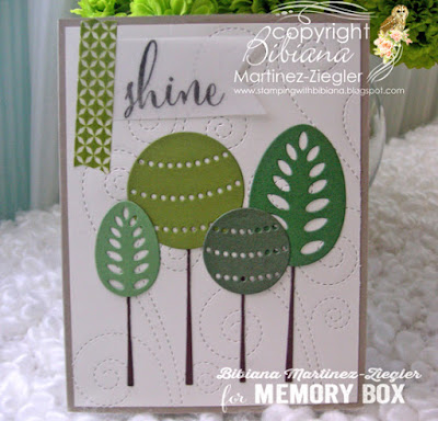 shine trees card for graduate