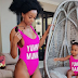 Nonhle is married to Andile Jali  SEE daughter in matching costumes is the cutest thing ever